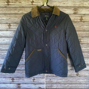 Boy's Polo Ralph Lauren Jacket/Coat M 10-12